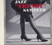Jazz Trendy Sampler Japanese Promo CD Bobby McFerrin Chick Corea Julie London