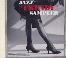 Jazz Trendy Sampler Japanese Promo CD Bobby McFerrin Chick Corea Julie London