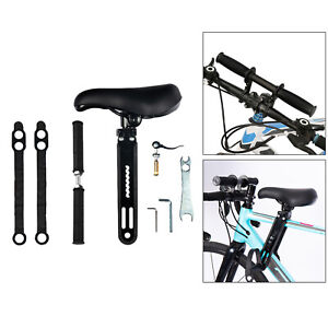 Bike Kids Seat MTB Bicycle Child Saddle Preposed Front Baby Bikes Chair