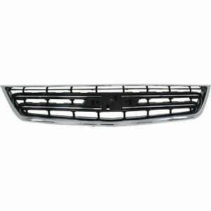 New Grille Grill for Chevy Chevrolet Impala LTZ 2014-2018 GM1200717 23354888