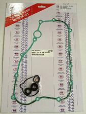 2004-09 Honda CRF 250R/X Water Pump Oil Seal / Clutch Cover / Gasket Repair Kit
