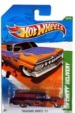 2011 Hot Wheels Treasure Hunt #65 '59 Chevy Delivery