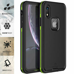 For Apple iPhone XR Xs Max Case Cover Waterproof Shockproof Dirtproof Snowproof