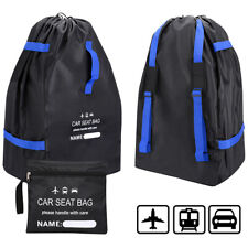 Foldable Gate Lightweight Check Bag Durable Drawstring Car Seat Travel Bag GIFT
