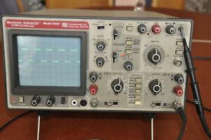Oscilloscope Beckman Model 9020 Industrial Scope