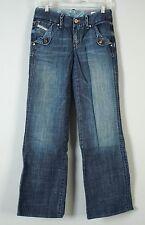 DIESEL : 25 : WONNHA 0060D Wash Jeans Dark Wide Leg Trouser Made in ITALY