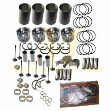 4D33 Overhaul Rebuild Kit For Mitsubishi Engine Fuso canter FE337 FE437 FE447