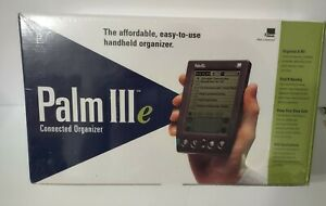 Vintage 3Com Palm IIIe Connected Organizer PDA 1999