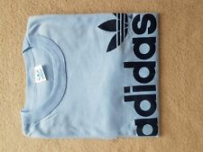 adidas vintage Blue Pride Pack  Logo- original t-shirt from the 80's