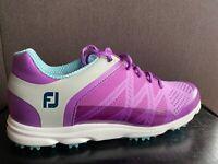 FJ FootJoy Golfschuh Damen Sport SL lila, Gr. EU 38 98028
