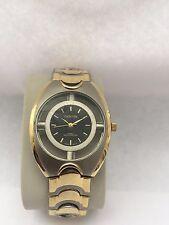 Geneva  Men's  Full Index Dial Analogue Quartz Two/Tone Bracelet  Watch