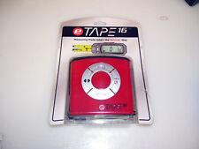 eTape16 ET16.75-DB-RP Digital Tape Measure, 16 Feet, Red, Inch and Metric
