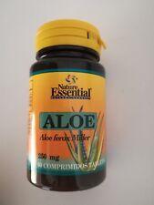 Aloe Vera 250 mg 60 tab. NATURE ESSENTIAL