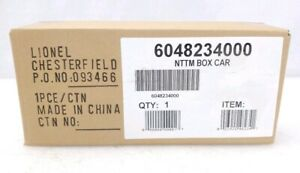 American Flyer S Gauge NTTM Work Train Box Car In Sealed Box 6-48234