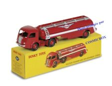 DINKY TOYS camion tracteur PANHARD Movic ESSO citerne 32C truck Lastkraftwagen