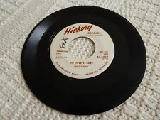 RUSTY & DOUG  SO LOVELY BABY/WHY CRY FOR YOU HICKORY 1027 PROMO