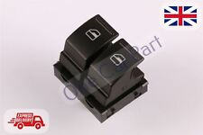 2K0 959 857A VW Polo Caddy Seat Altea Ibiza Leon Electric Window Switch Driver
