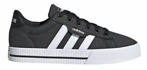 Adidas Core Enfants Freizeit-Sport-Schuhe Baskets Daily 3.0 K Noir Blanc