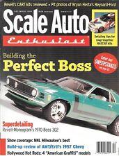 Scale Auto Enthusiast 126 1999 Revell Monogram 1970 Boss 302 NASCAR Snap Kits