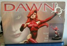 DAWN STATUE BY RANDY BOWEN, SIRIUS, JOSEPH MICHAEL LINSNER (FACTORY SEALED)