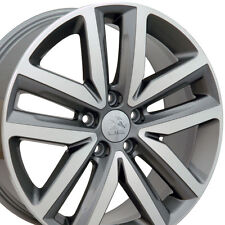 "18"" Wheels For VW Rabbit Tiguan EOS Passat Jetta MK5 MK6 18x7.5 Rims Set (4)"