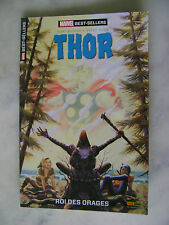 MARVEL best-sellers - Thor roi des orages - panini comics