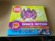 Pete Tong Boy George Dance Nation NEW Sealed 2 CD E-Zee Possee Inner City Quench