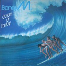 Atlantic LP Vinyl Records Boney M