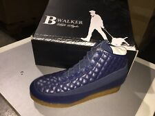 british walkers mens High Top Sneakers Size 11.5  Leathers
