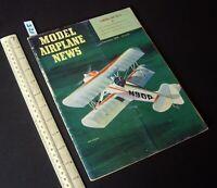 1959 Sept Vintage Model Airplane News USA Aeromodelling Hobby Magazine   (125)