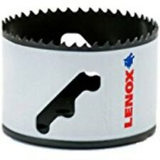 "The LENOX Tools Bi-Metal Speed Slot Hole Saw with T3, 3-1/2""-89mm, has enhanced"