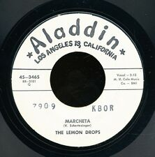 45tk-vocal group -ALADDIN 3465-Lemon Drops+******PROMO