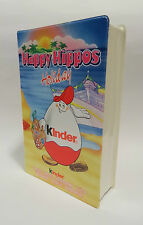 Buchhüllen-Diorama - HAPPY HIPPOS HOLIDAY EU - 1995