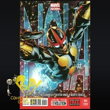 NOVA #1 Marvel NOW! JOE QUESADA 1:100 Variant Edition JEPH LOEB NM- D142