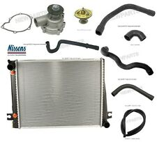 NEW BMW E24 E28 Radiator Auto Trans and Water Pump with Hoses Cooling Kit