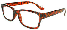 Reading Glasses [+2.75] 1 Tortoise Plastic Frame Reader Wholesale Unisex 2.75