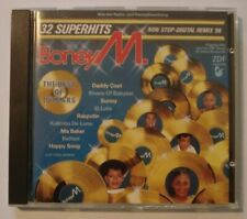 CD - Boney M. - The Best Of 10 Years - Hansa