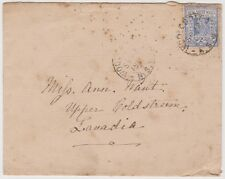 (SF23) 1907 NSW envelopes Wooloob and back cancels