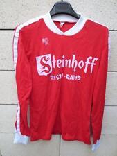 VINTAGE Maillot porté STEINHOFF KOPA HEUTEFEU n°11 shirt L années 70