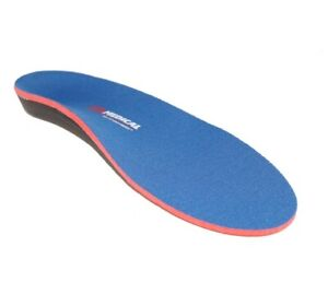 Biomedical Ezi-Fit Full Orthotics Insoles Support For Sports Athletes Active Use