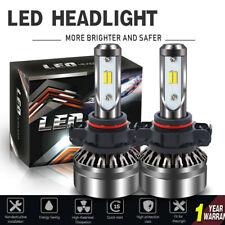 5202 LED Fog Light Bulbs 6000K Lamp Kit For GMC Sierra 2500 3500 HD 2007-2018