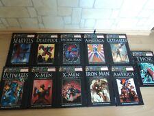 die offizielle marvel comic sammlung, 11 Bücher