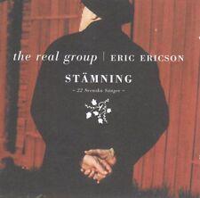 CD The Real Group & Eric Ericson,STÄMNING, Vocal Jazz, schwedisch, 2002, RAR