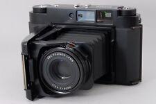 【AB- Exc】 FUJI GF670 Professional Black 6x7 w/EBC FUJINON 80mm f/3.5 Lens #2436