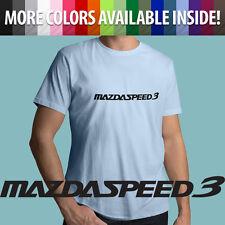 Mazda Motor Mazdaspeed 3 Mazdaspeed3 MPS COBB Automotive Mens Unisex Tee T-Shirt