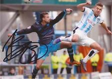 SHEFFIELD WEDNESDAY: JOE BENNETT SIGNED 6x4 ACTION PHOTO+COA