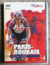 2007 Paris - Roubaix World Cycling Productions 2 Dvd set Clean Stuart O'Grady