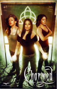 Charmed #1 (1AP2 cover) 2nd print ~ Zenescope comic