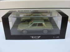 Dodge Aries K-car 1983 green NEO Scale Models 44895 MIB 1:43 chrysler amc jeep