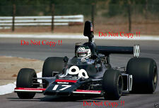 Jean-Pierre Jarier UOP Shadow DN5 South African Grand Prix 1975 Photograph